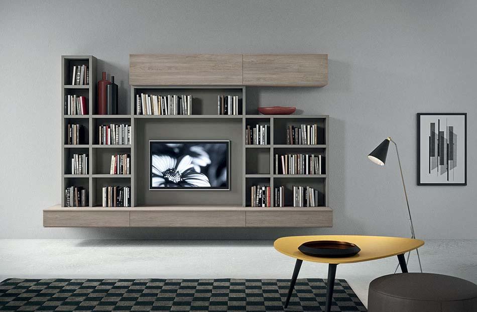 Novamobili Librerie Moderne Componibili – Toscana Arredamenti – 134