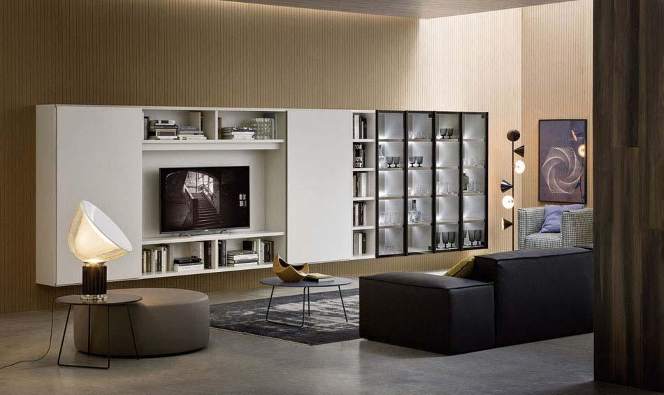 Novamobili Librerie Moderne Componibili – Toscana Arredamenti – 137
