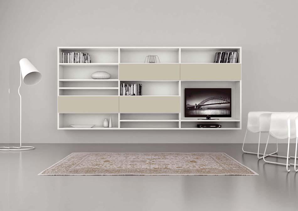 Novamobili Librerie Moderne Componibili – Toscana Arredamenti – 138