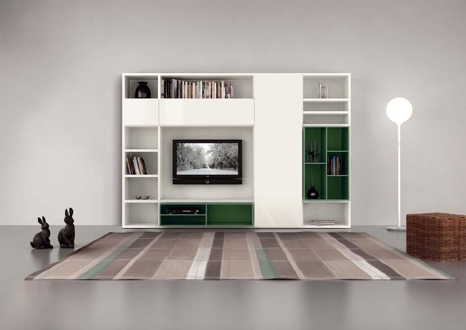 Novamobili Librerie Moderne Componibili – Toscana Arredamenti – 139