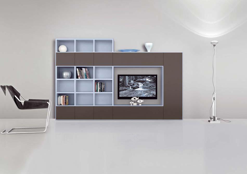 Novamobili Librerie Moderne Componibili – Toscana Arredamenti – 140