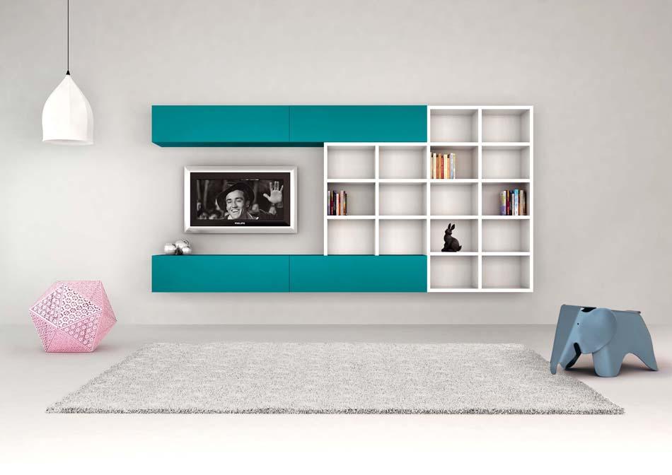 Novamobili Librerie Moderne Componibili – Toscana Arredamenti – 142