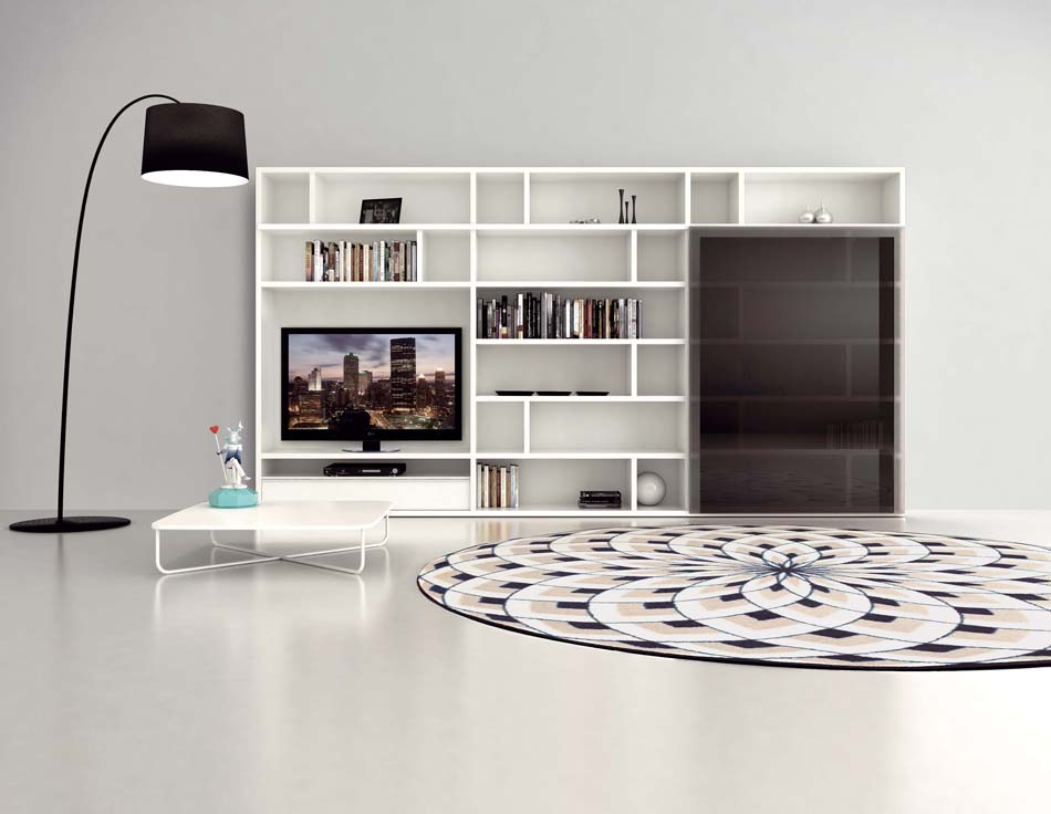 Novamobili Librerie Moderne Componibili – Toscana Arredamenti – 143