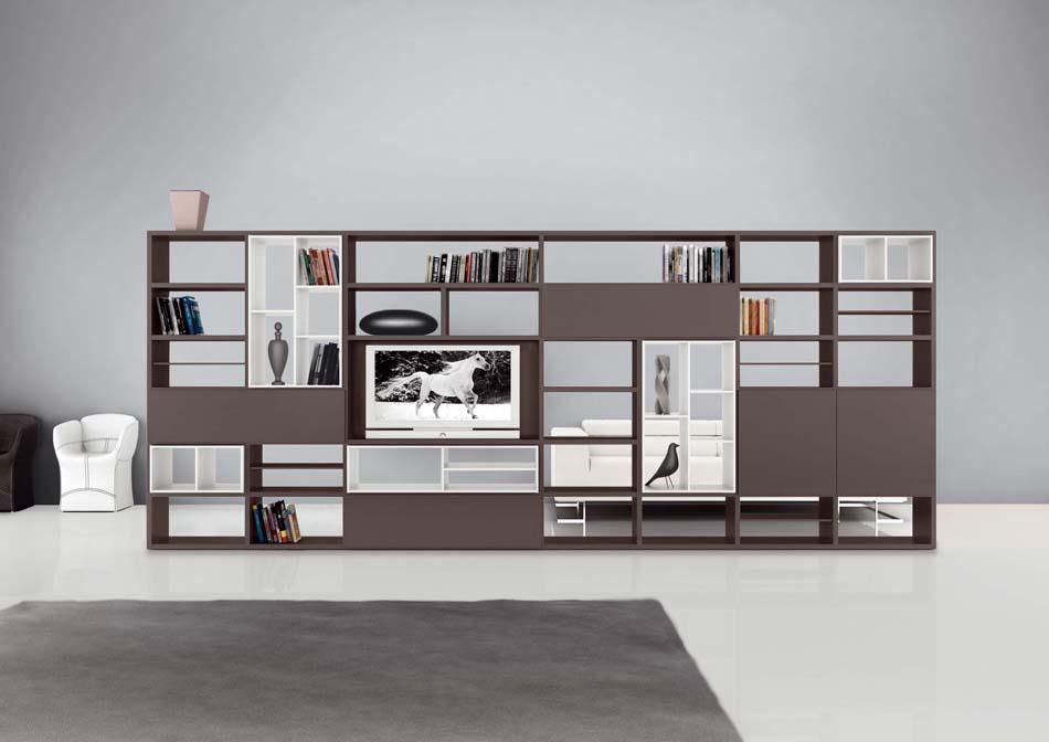 Novamobili Librerie Moderne Componibili – Toscana Arredamenti – 144