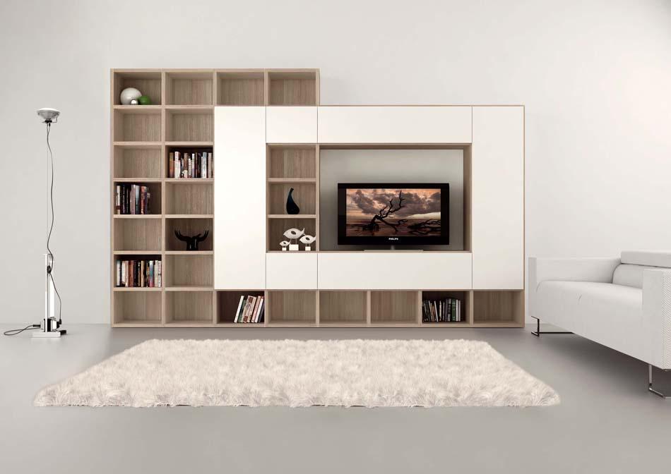 Novamobili Librerie Moderne Componibili – Toscana Arredamenti – 145