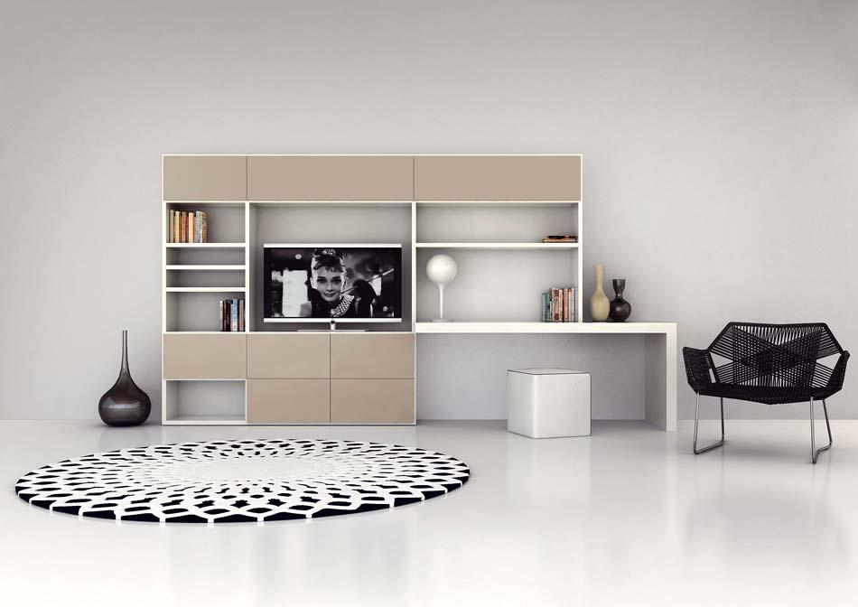 Novamobili Librerie Moderne Componibili – Toscana Arredamenti – 146