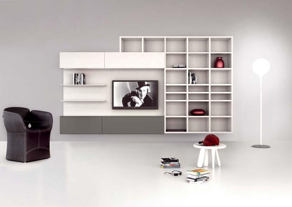 Novamobili Librerie Moderne Componibili – Toscana Arredamenti – 147