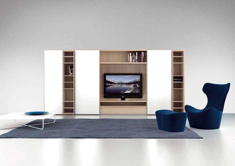 Novamobili Librerie Moderne Componibili – Toscana Arredamenti – 148