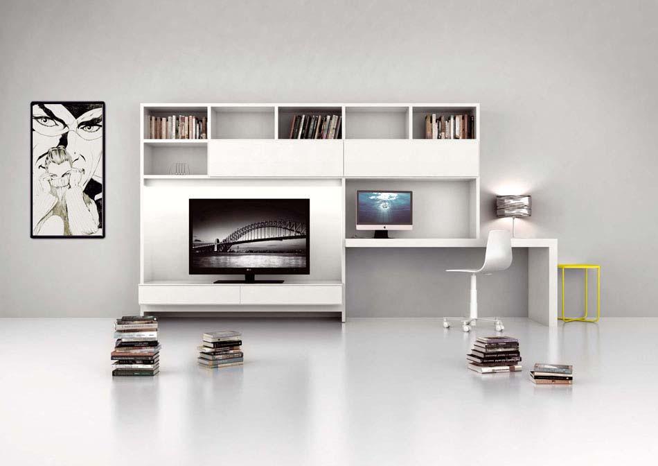 Novamobili Librerie Moderne Componibili – Toscana Arredamenti – 149