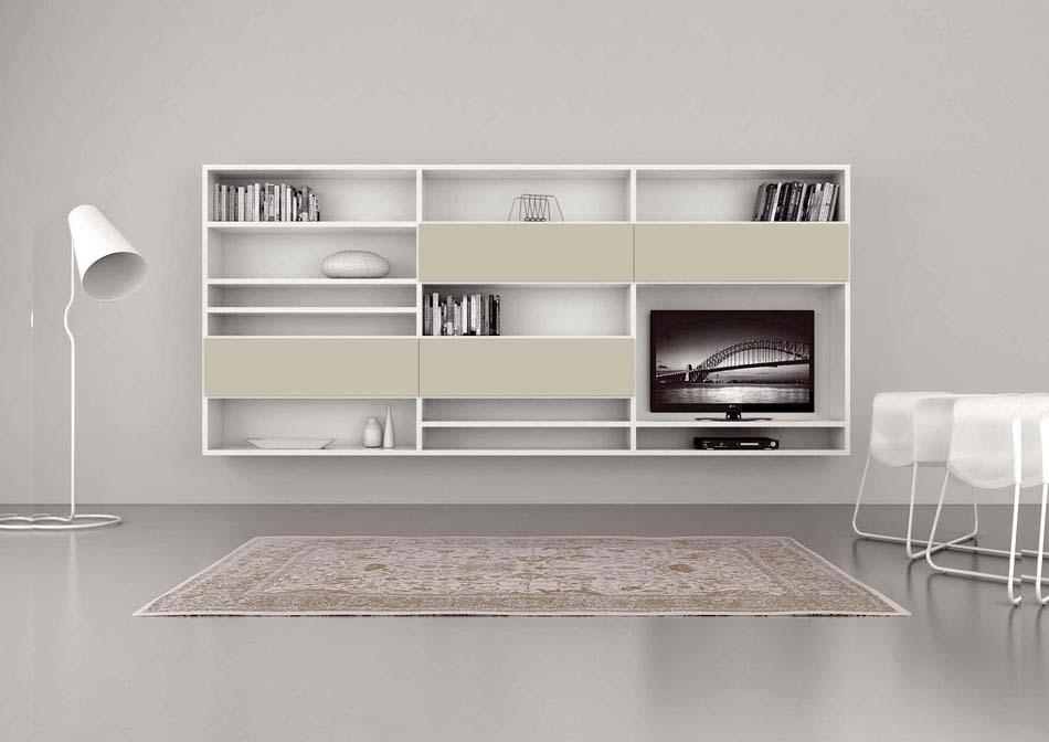Novamobili Librerie Moderne Componibili – Toscana Arredamenti – 151