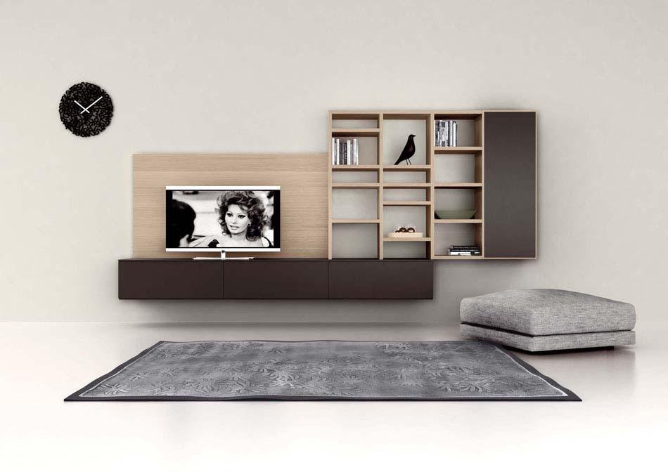 Novamobili Librerie Moderne Componibili – Toscana Arredamenti – 152