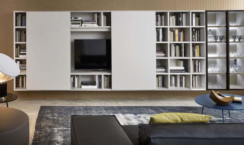 Novamobili Librerie Moderne Componibili – Toscana Arredamenti – 153