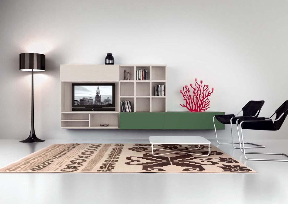 Novamobili Librerie Moderne Componibili – Toscana Arredamenti – 154