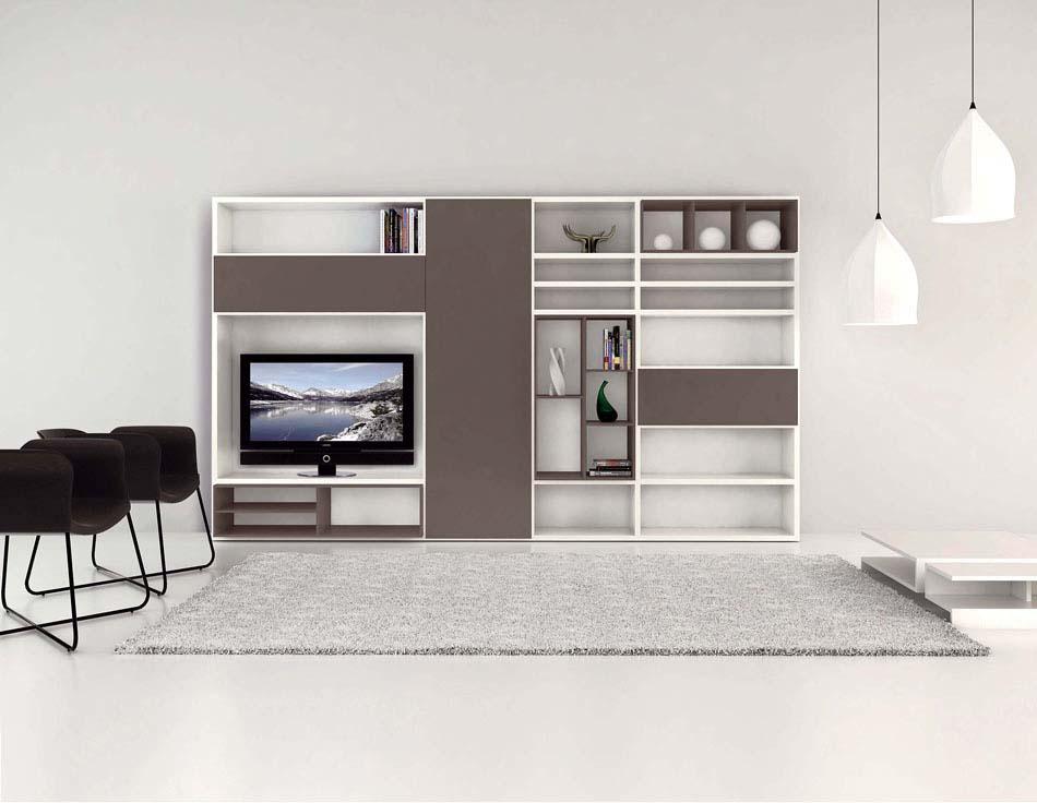 Novamobili Librerie Moderne Componibili – Toscana Arredamenti – 155