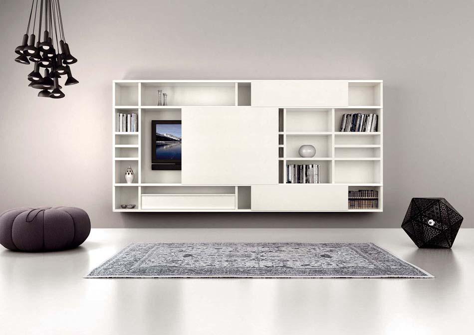 Novamobili Librerie Moderne Componibili – Toscana Arredamenti – 156
