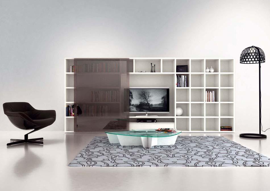 Novamobili Librerie Moderne Componibili – Toscana Arredamenti – 157