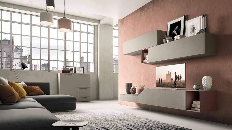 Orme Living Componibile Moderno – Toscana Arredamenti – 111