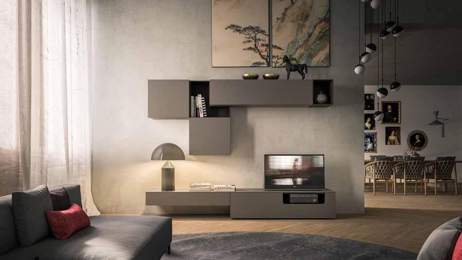 Orme Living Componibile Moderno – Toscana Arredamenti – 112