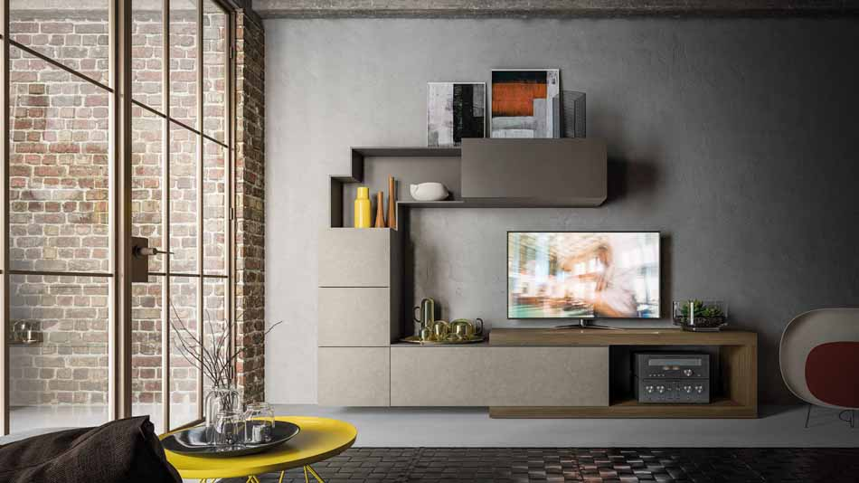 Orme Living Componibile Moderno – Toscana Arredamenti – 113