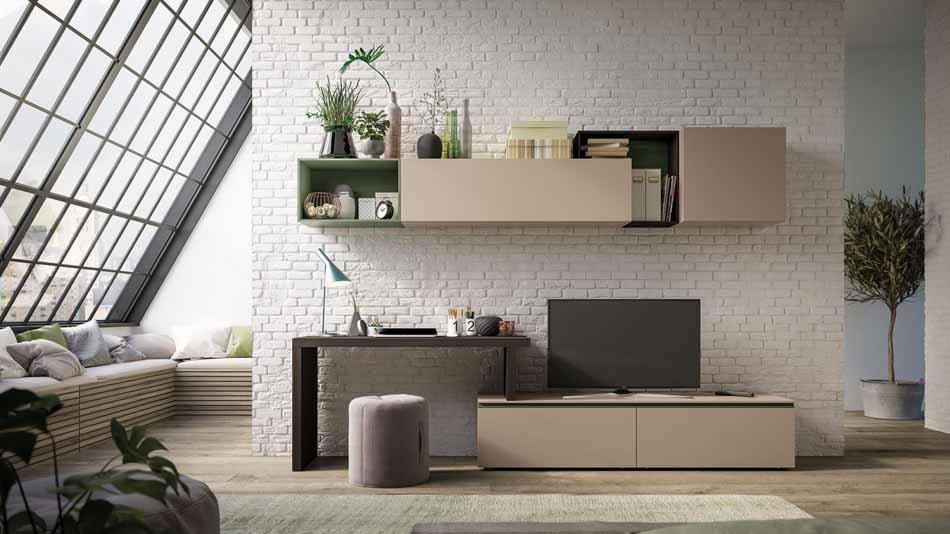 Orme Living Componibile Moderno – Toscana Arredamenti – 115