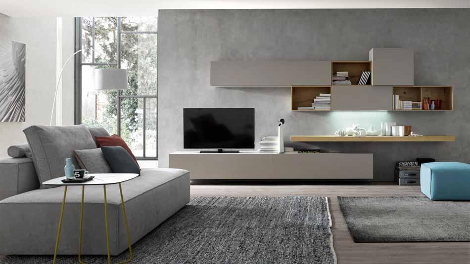 Orme Living Componibile Moderno – Toscana Arredamenti – 122