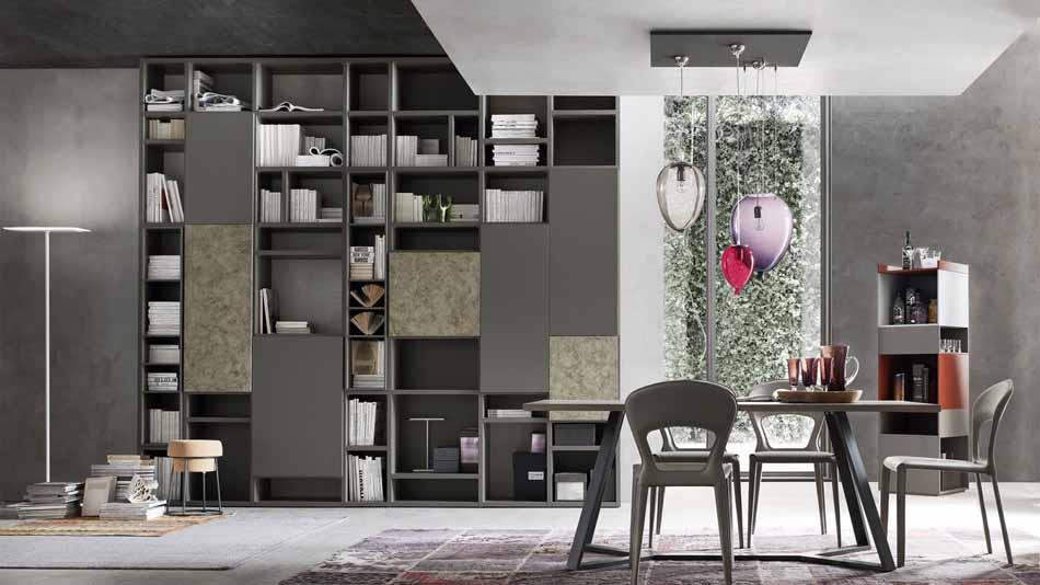 Orme Living E Librerie – Toscana Arredamenti – 104