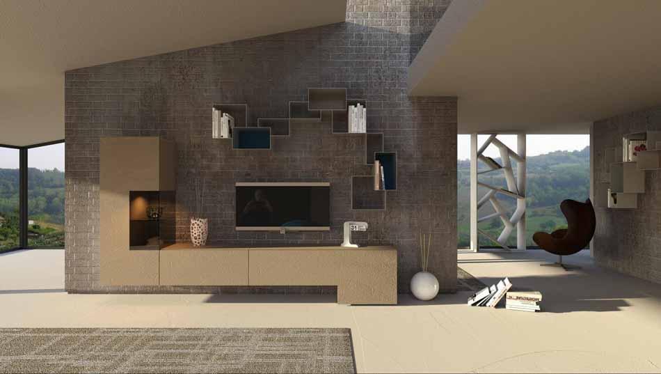 Voltan Living Moderno – Toscana Arredamenti – 105