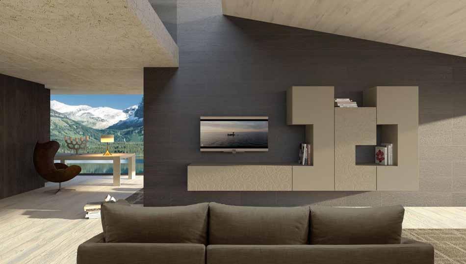 Voltan Living Moderno – Toscana Arredamenti – 112