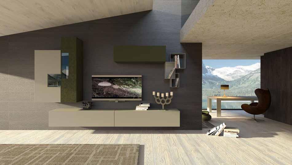Voltan Living Moderno – Toscana Arredamenti – 115