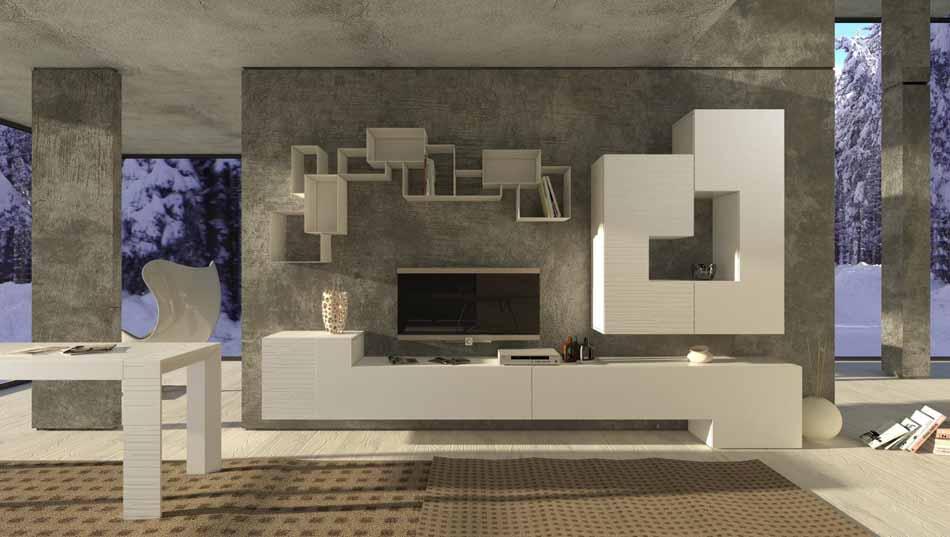 Voltan Living Moderno – Toscana Arredamenti – 117