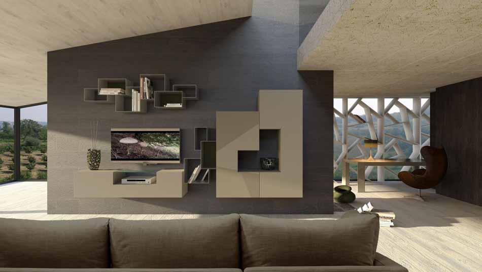 Voltan Living Moderno – Toscana Arredamenti – 121
