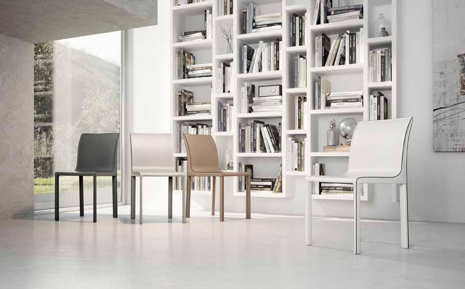 Zamagna Italia 03 Sedia Design – Toscana Arredamenti