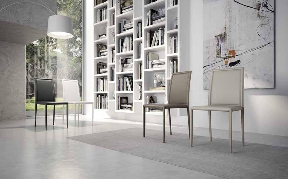 Zamagna Italia 04 Sedia Design – Toscana Arredamenti