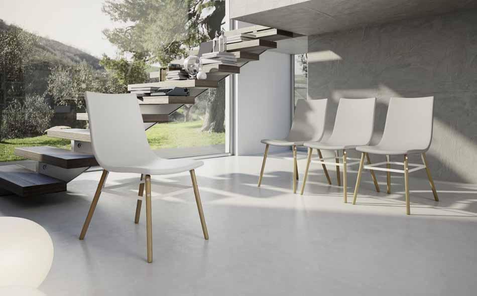 Zamagna Italia 05 Sedia Design – Toscana Arredamenti