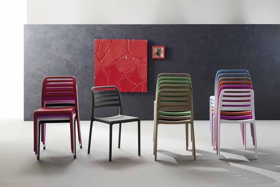 Zamagna Italia 11 Sedia Design – Firenze Arredament
