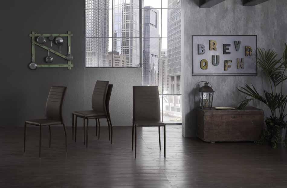 Zamagna Italia 13 Sedia Design – Firenze Arredament
