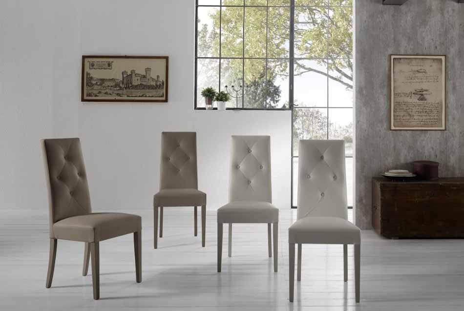 Zamagna Italia 16 Sedia Design – Firenze Arredament
