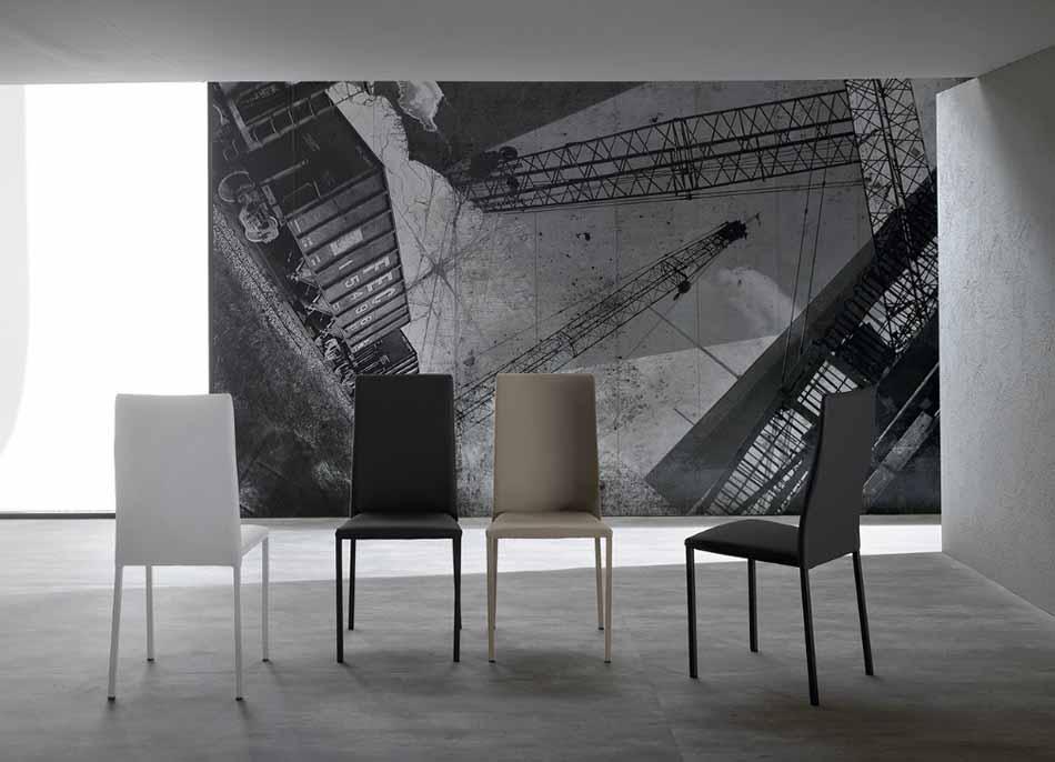 Zamagna Italia 20 Sedia Design – Toscana Arredamenti