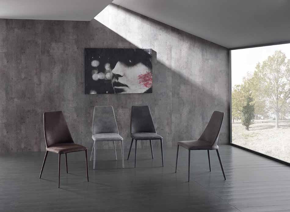 Zamagna Italia 24 Sedia Design – Toscana Arredamenti