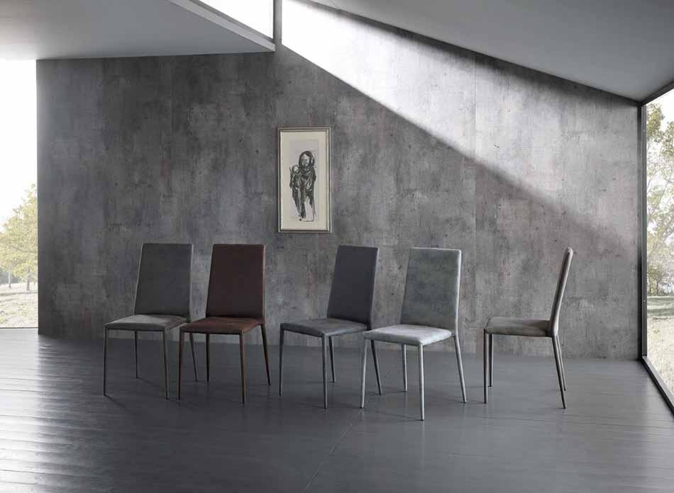 Zamagna Italia 25 Sedia Design – Toscana Arredamenti