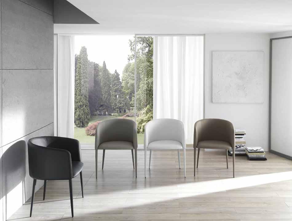 Zamagna Italia 28 Sedia Design – Toscana Arredamenti