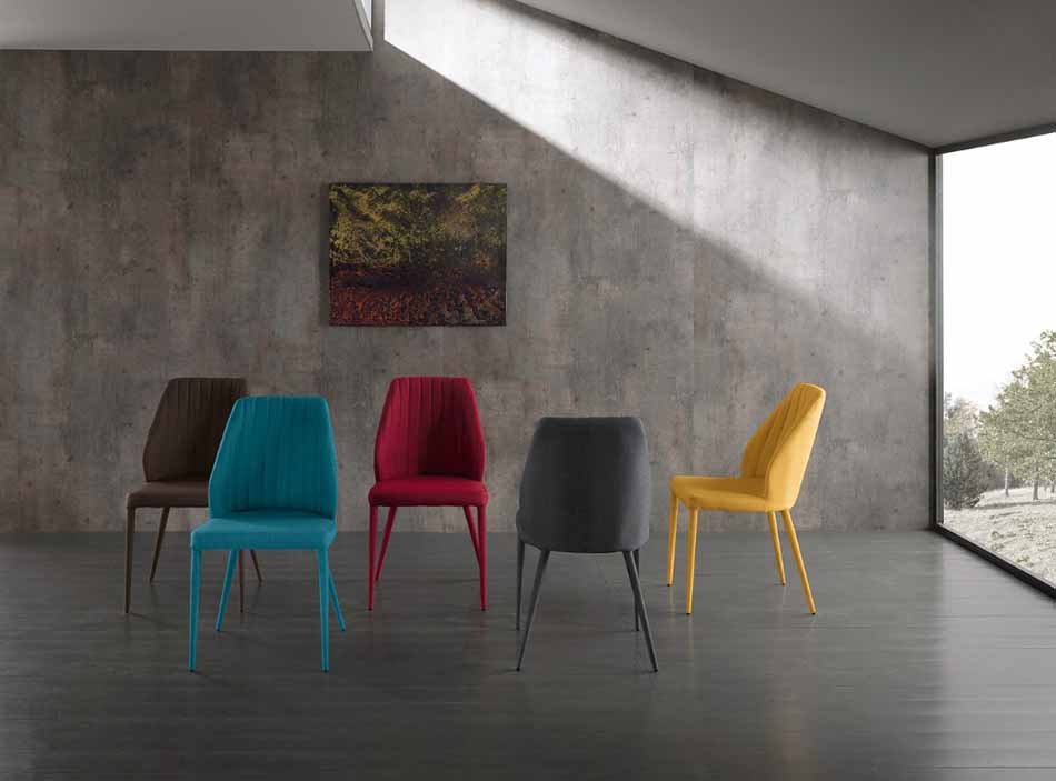 Zamagna Italia 30 Sedia Design – Toscana Arredamenti