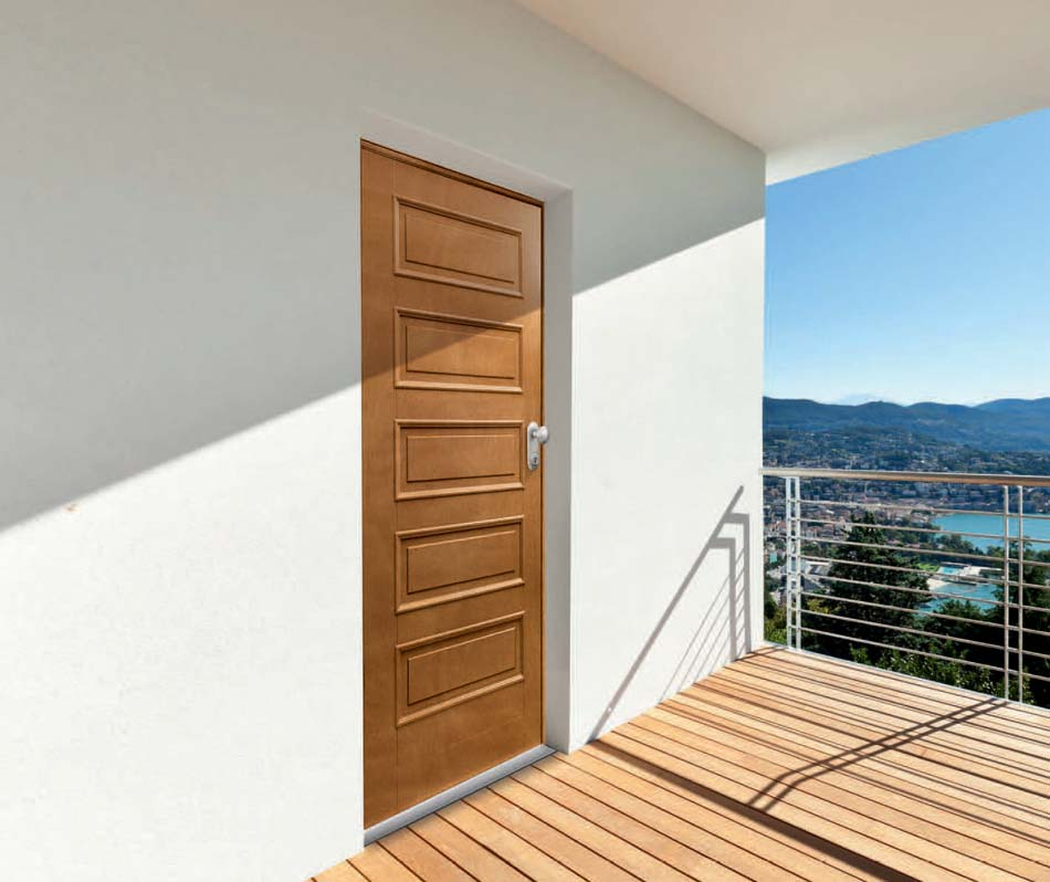 Dierre Porte Blindate Sinergy 01 – Toscana Arredamenti
